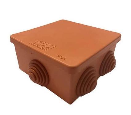 Коробка распаячная GUSI ELECTRIC С3В76 Нг Евро