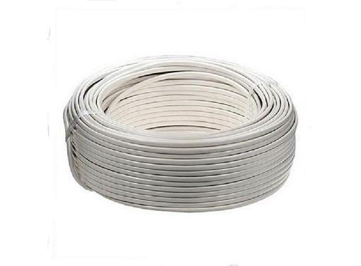 Провод Нефтегорский кабельный завод ШВВП 2х0.5мм2 ГОСТ (20м)