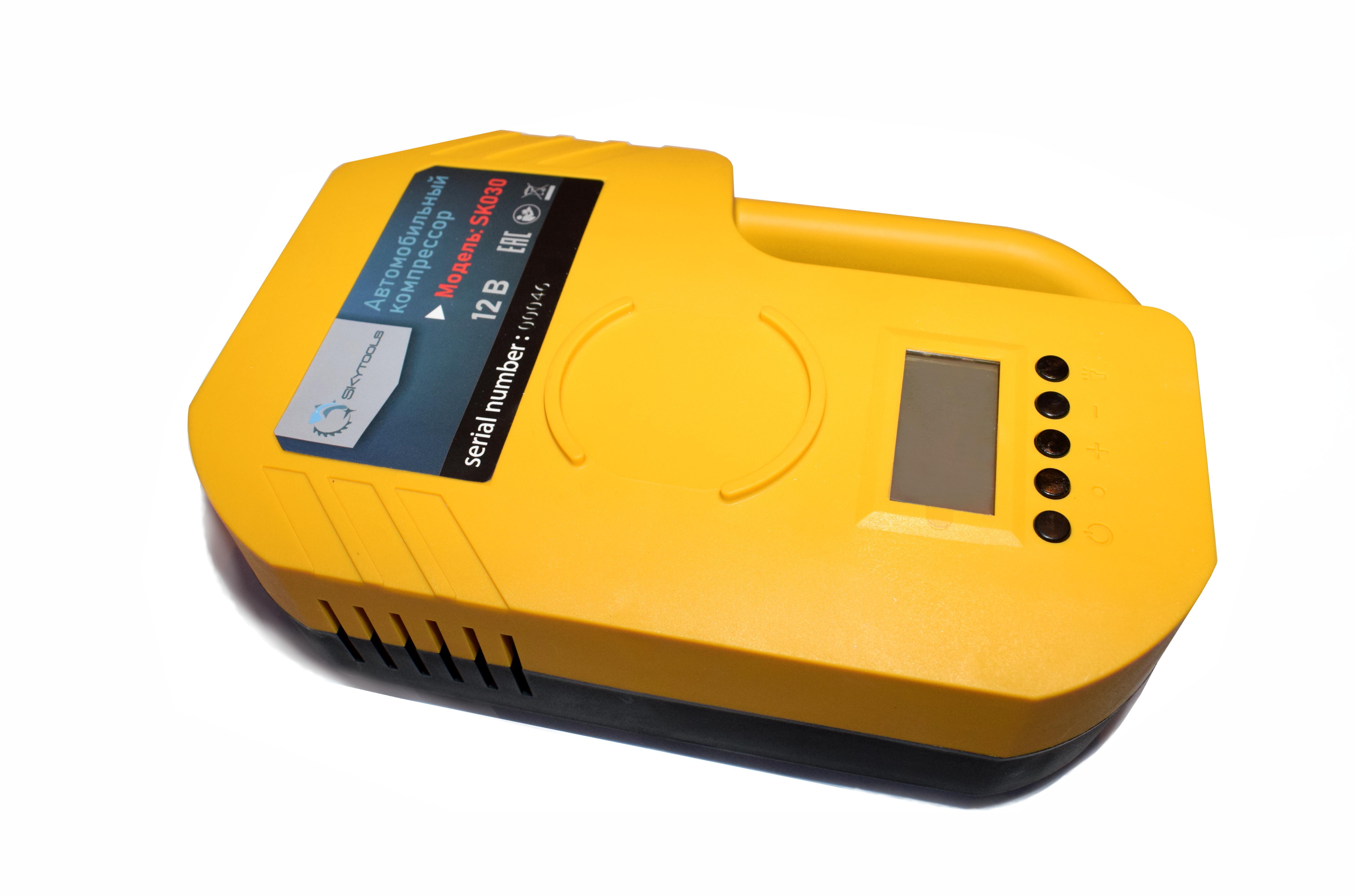 Автомобильный компрессор Skytools Sk030