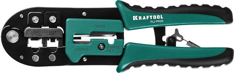 Кримпер Kraftool 22698 rj-pro