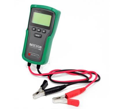 Тестер аккумуляторных батарей МЕГЕОН 81012