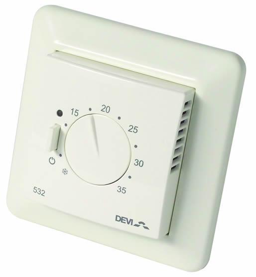 Терморегуляторы электронные для систем комфортного подогрева поверхности пола или полного отопления помещения...