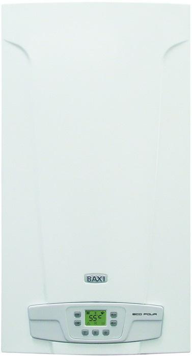 Двухконтурный настенный котел Baxi Eco four 240 i