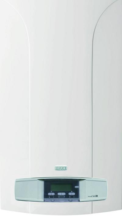 Двухконтурный настенный газовый котел Baxi Luna 3 240 i пластинчатый насос бг 12 42 в донецке