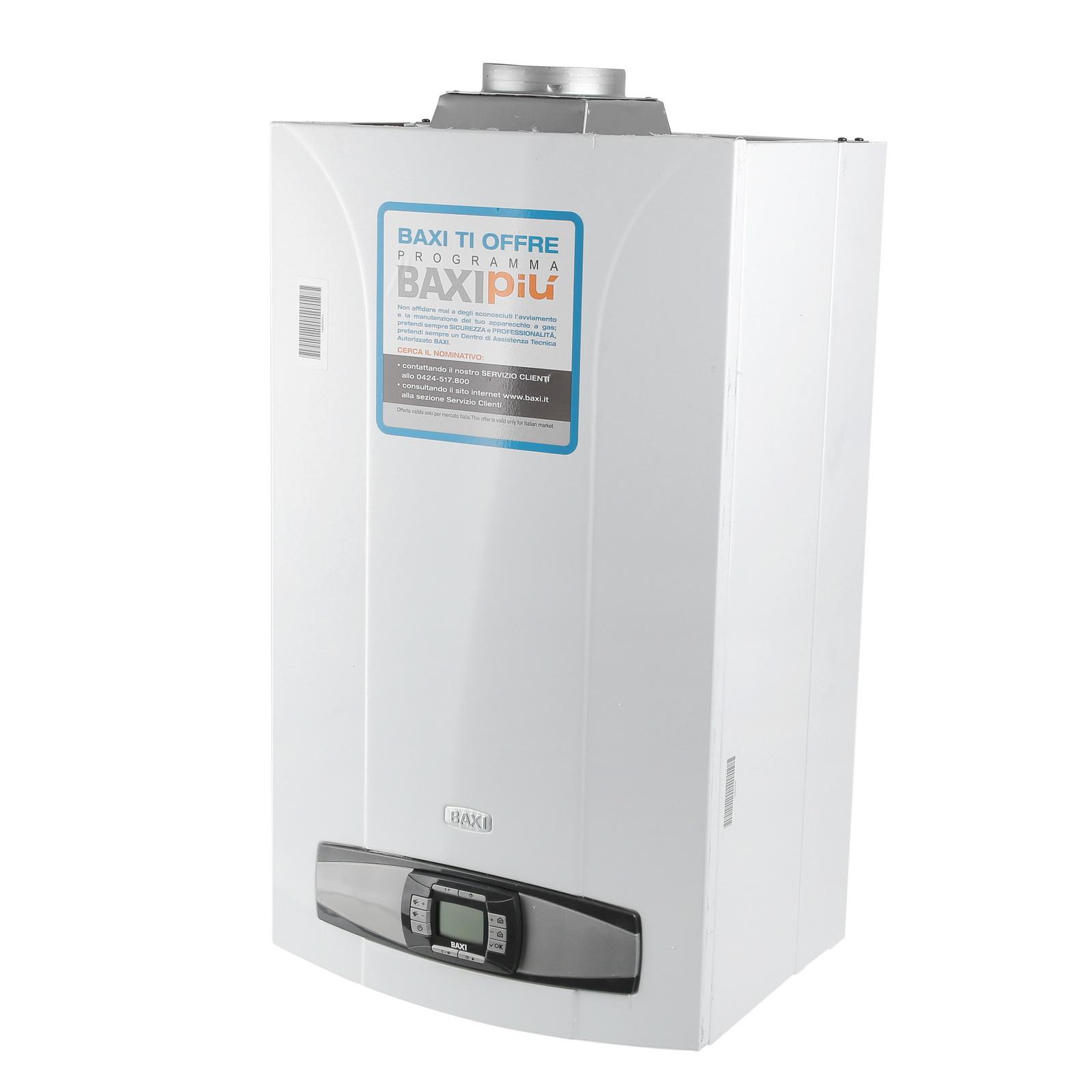Одноконтурный настенный газовый котел Baxi Comfort 1.240 i khg baxi гидр комплект на один котел 85 100 квт