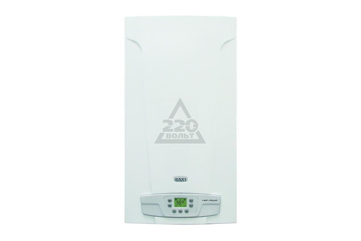 Газовый котел отопления настенный Baxi Main four 180 fi универсальный котел для отопления дома