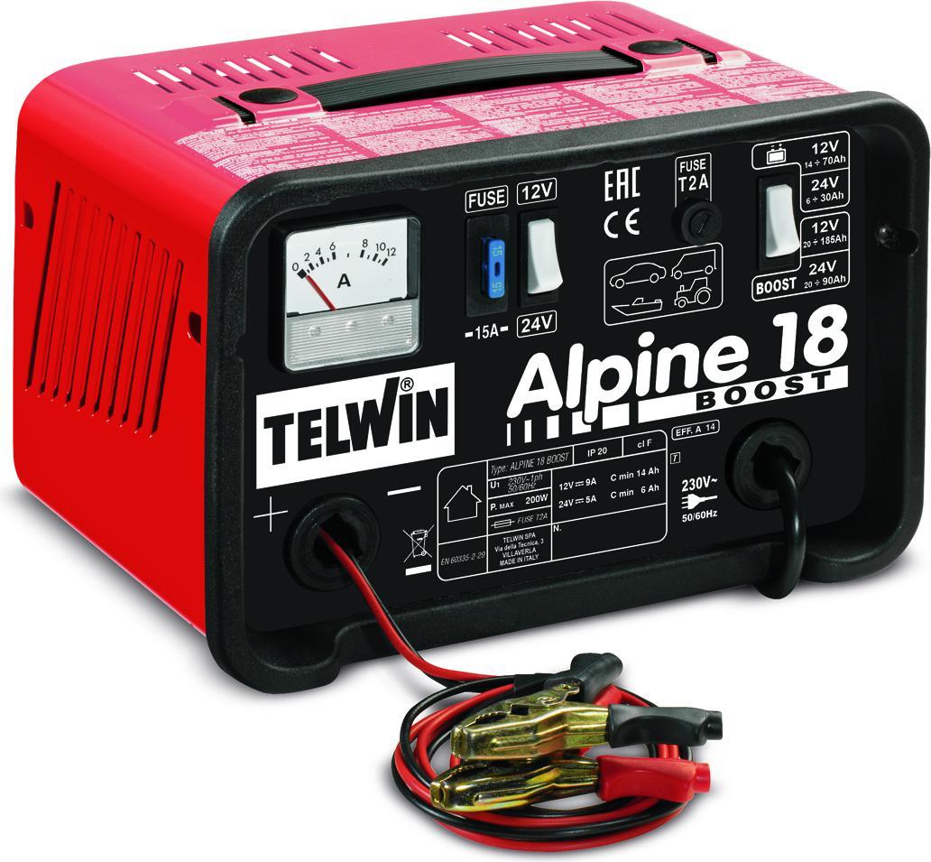 Зарядное устройство Telwin Alpine 18 807545