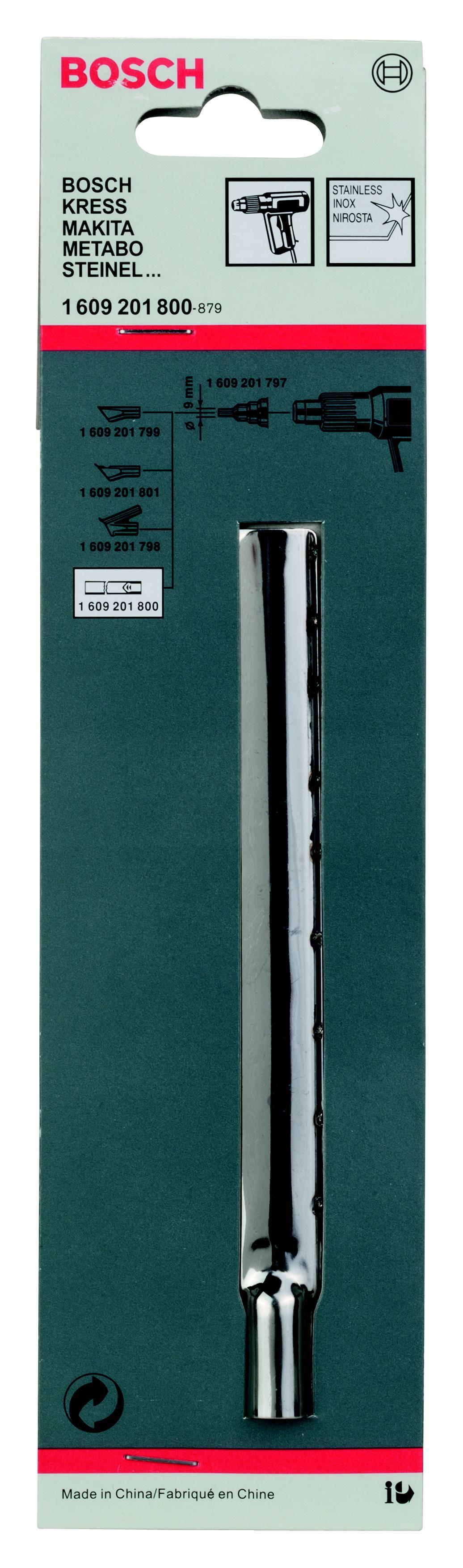Насадка Bosch для фена - режущее сопло (1.609.201.800)