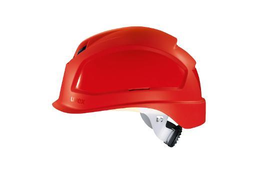 Каска UVEX B-S-WR (9772332), красная