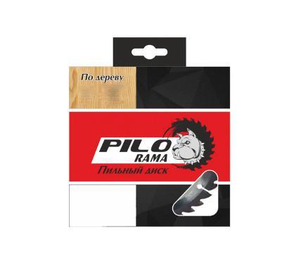 Диск пильный твердосплавный PILORAMA Ф160х20мм 32зуб. (501632)