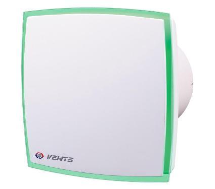 Вентилятор VENTS 100 ЛД Лайт зеленый (14334280)