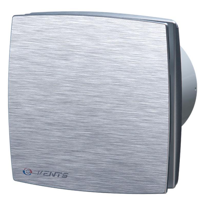 Вентилятор Vents 125 ЛДА алюм. мат. (11720249)