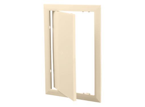 Дверца VENTS Д 200х400 (Р) слоновая кость (10070231)
