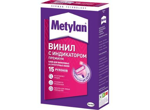 Клей обойный HENKEL Метилан Флизелин Ультра Премиум 1035098