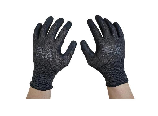 Перчатки защитные SCAFFA DY1850-PU, размер 11