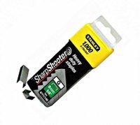 Скобы для степлера Stanley 1-tra708t скоба для степлера 12 мм тип g 140 1000 шт stanley 1 tra708t