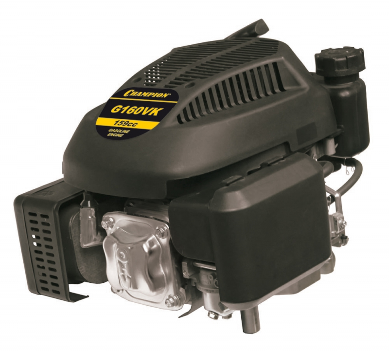 Двигатель Champion G160vk домкрат белак бак 00038 50т