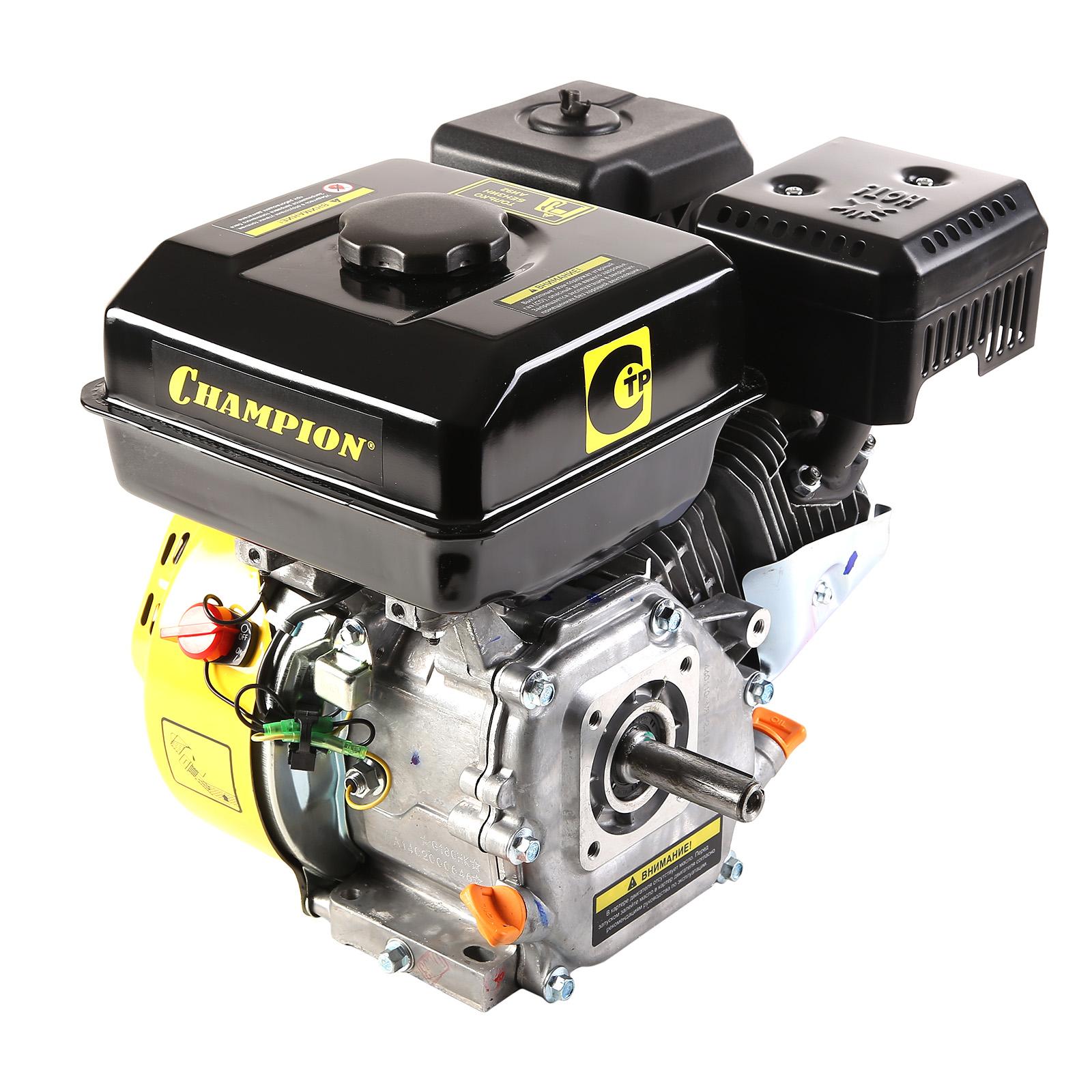 Двигатель Champion G180hk домкрат белак бак 00038 50т