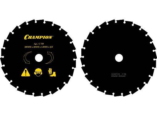 Нож для газонокосилок CHAMPION C5109/C759