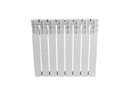 Радиатор алюминиевый BENARMO AL 500/78 S19 (118-3121), 10 секций