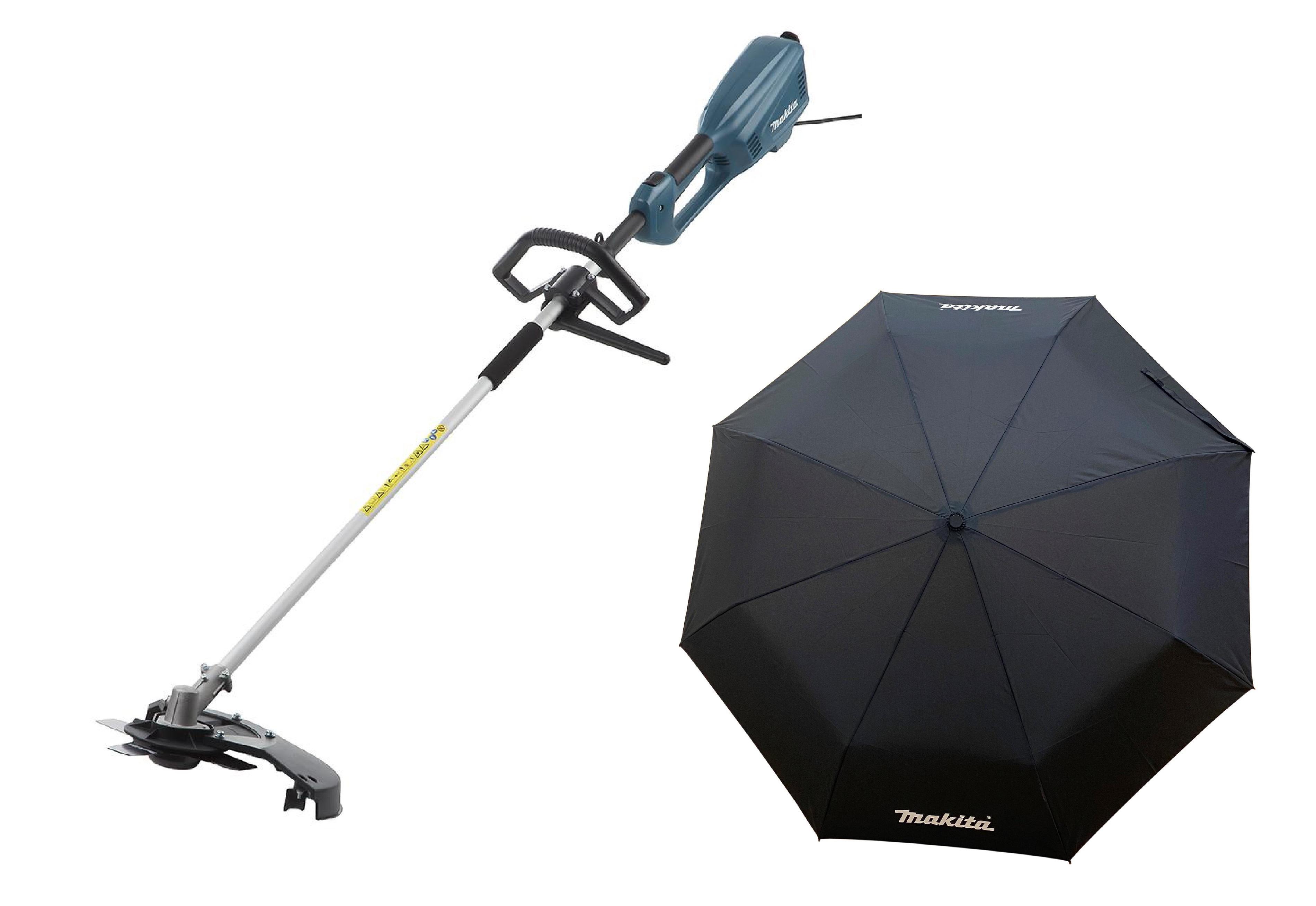 Набор Makita Триммер ur3502 +Зонт складной pgh-180150