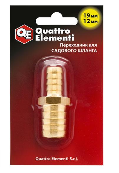 Переходник для шлангов (соединитель) Quattro elementi 771-930 fit 77049