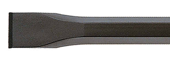 Зубило Makita Hex30 32 x 400 мм, плоское зубило зубр 29377 35 400 профессионал плоское для молотков hex 28мм 35х400мм