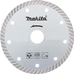 Круг алмазный Makita 115 x 22, турбо универсальный резак makita tm3000cx1