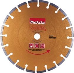 Круг алмазный Makita 230 x 22, сегментный универсальный резак makita tm3000cx1