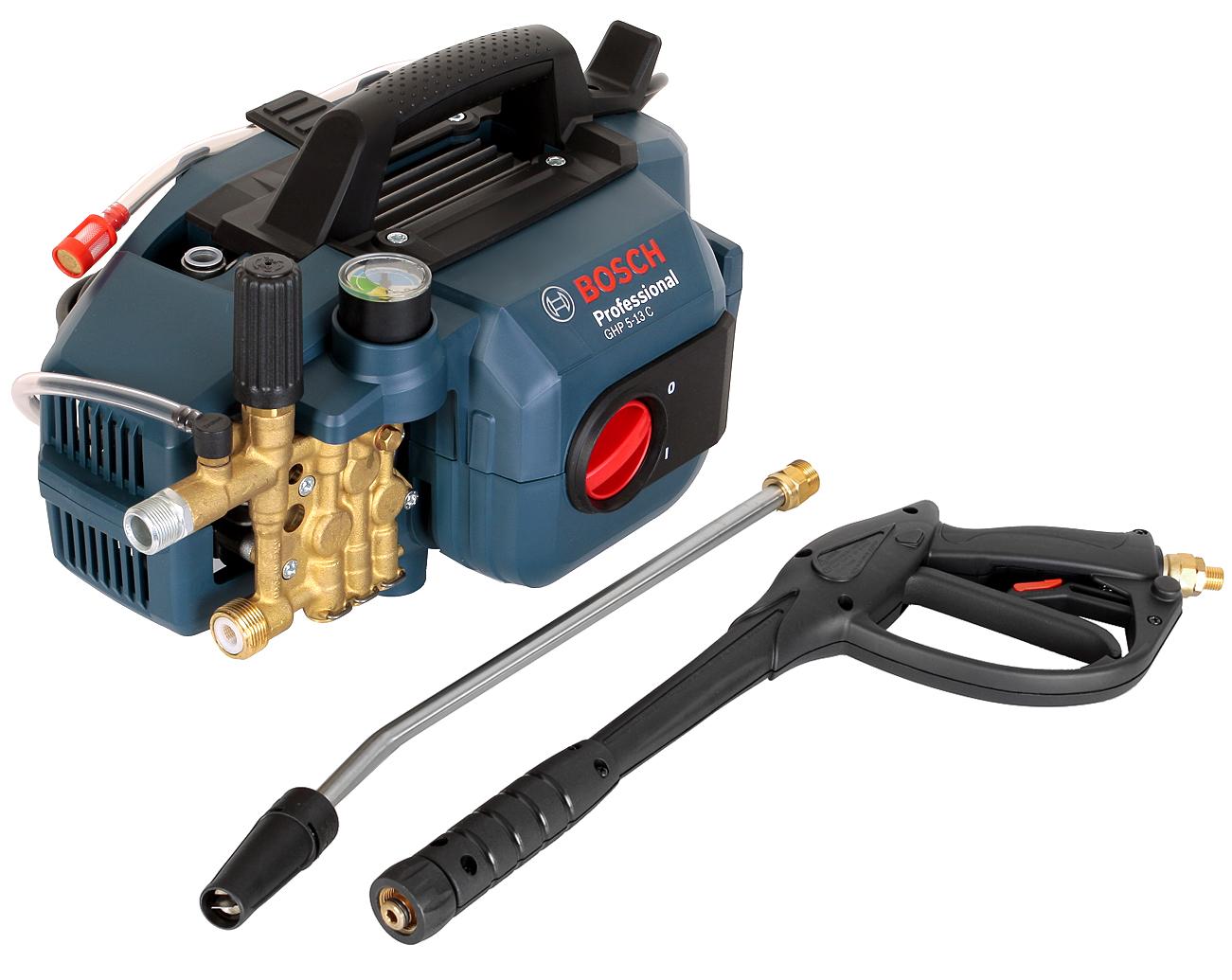 Мойка высокого давления Bosch Ghp 5-13 c (0.600.910.000) ghp 206