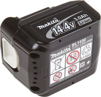 Аккумулятор Makita Bl1430 14.4В 3.0Ач liion