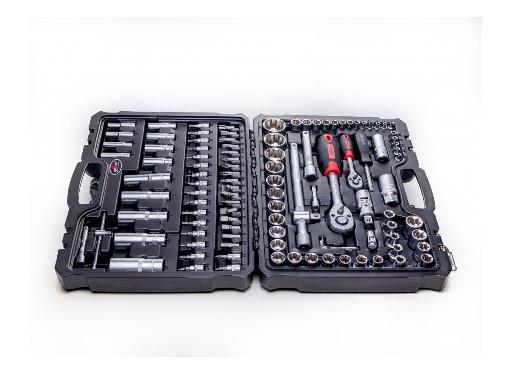 Набор инструментов Сервис Ключ 11108