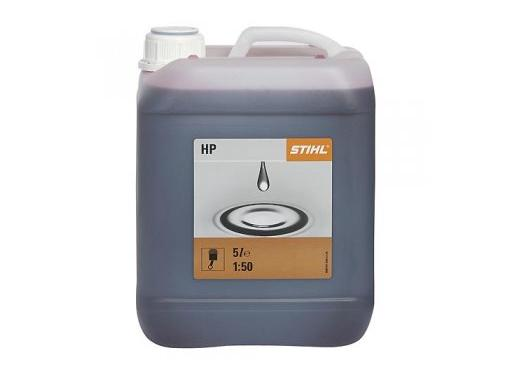 Масло для двухтактного двигателя STIHL HP, 5 л 07813198433