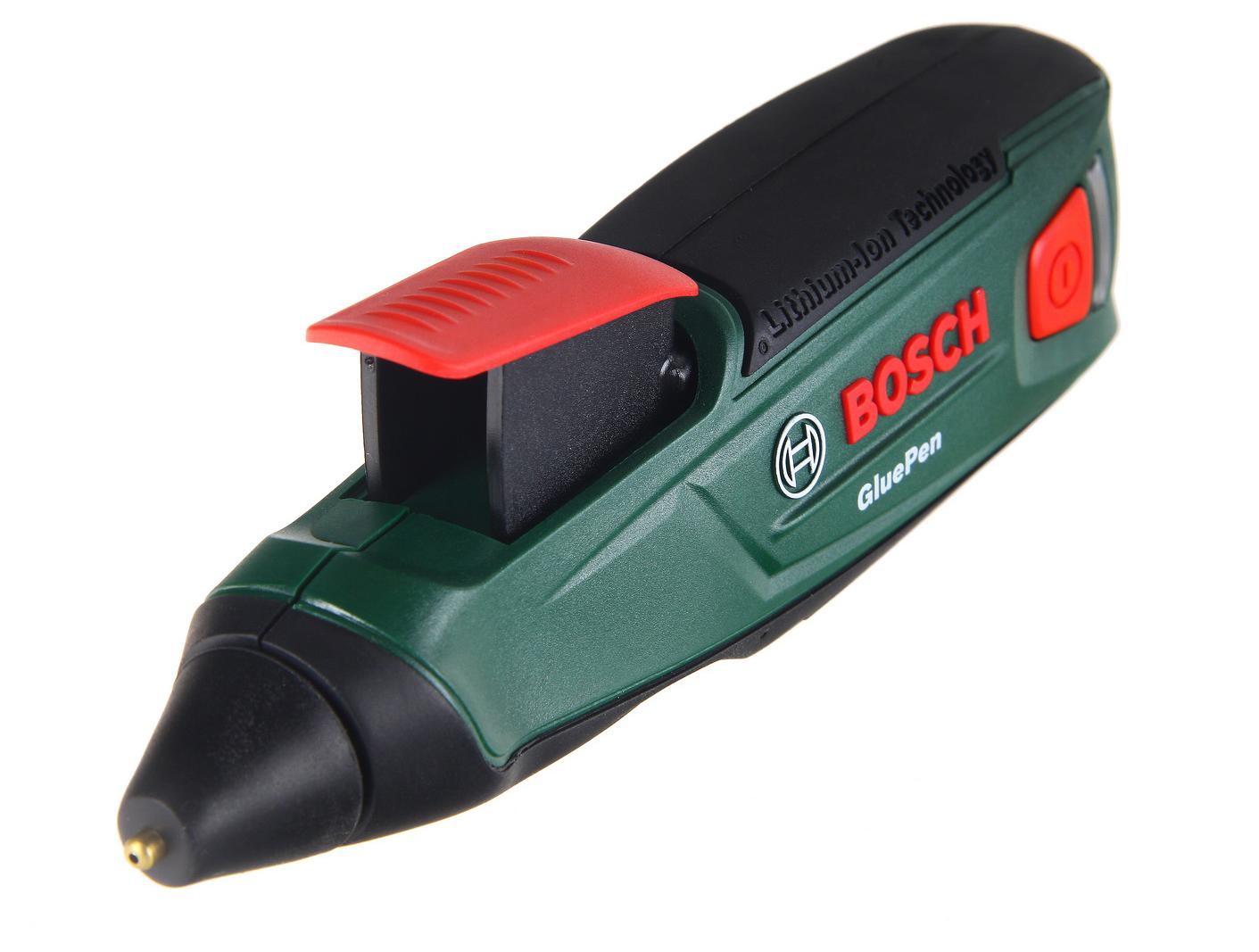 Аккумуляторный клеевой пистолет Bosch Gluepen (0.603.2a2.020) цена и фото