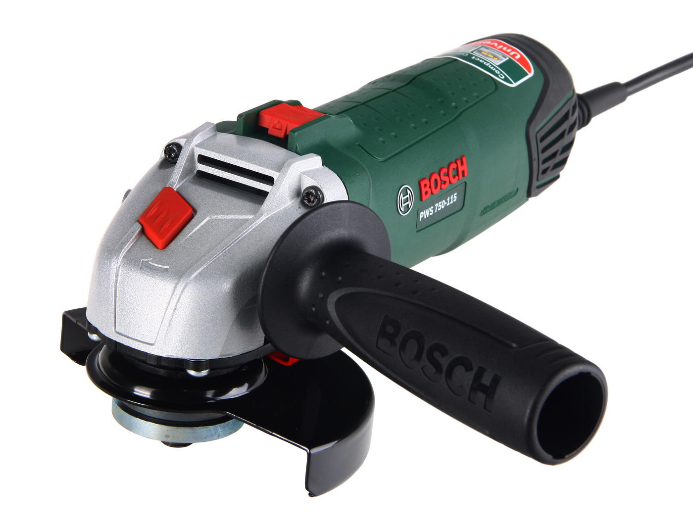 УШМ (болгарка) Bosch Pws 750-115 (0.603.3a2.420) ушм болгарка bosch pws 700 115 0 603 3a2 020