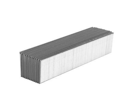 Гвозди для пневмостеплера WESTER 826-002 1 х 1.25 х 25 мм 2500 шт.