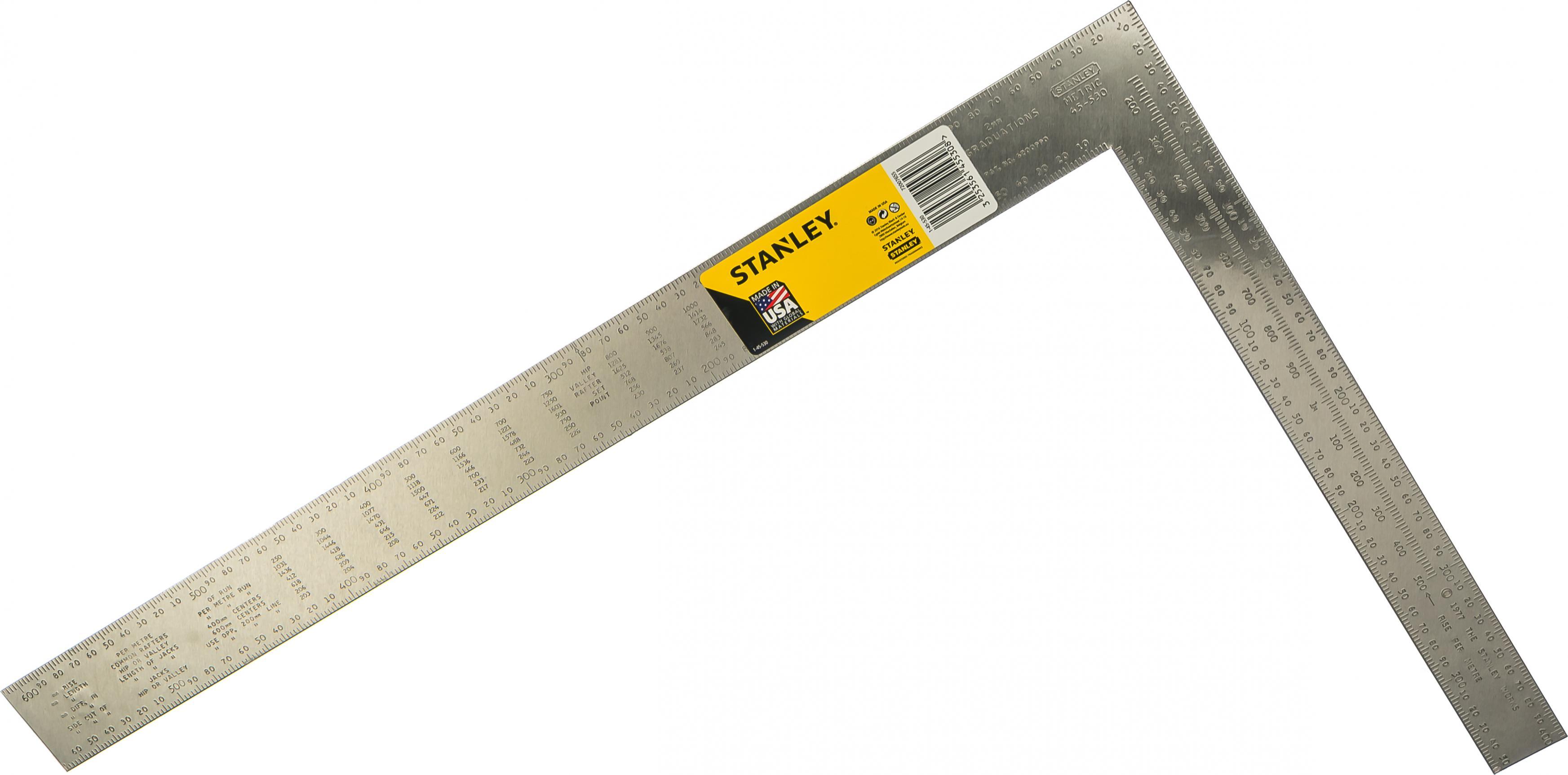 Угольник Stanley Steel 1-45-530 угольник stanley steel 60 см