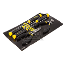 Набор инструментов для работ с компьютером, 6 предметов STANLEY CushionGrip 1-65-010