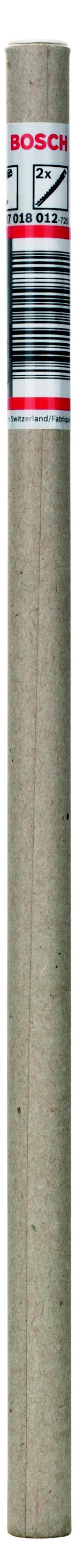 Полотно для сабельной пилы Bosch 'gsg 300, 2шт. bosch для gsg 300 130мм 2шт 2 607 018 010