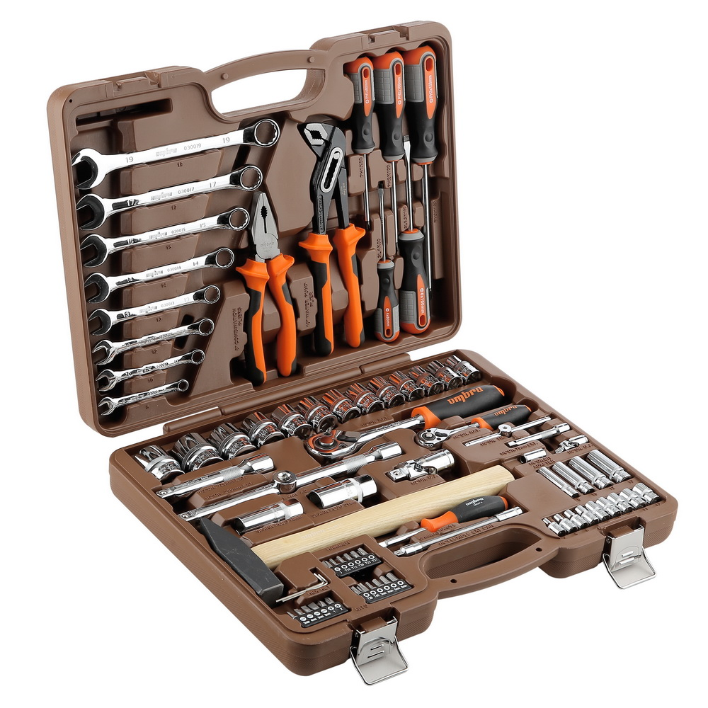 Профессиональный набор инструментов, 77 предметов Ombra Omt77s  цена и фото