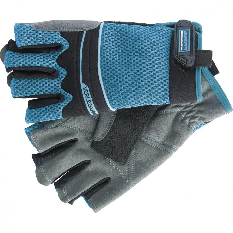 Перчатки ПВХ Gross 90315 размер перчаток