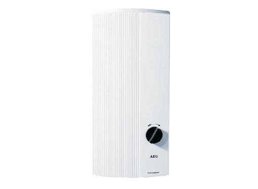 Электрический водонагреватель проточный AEG DDLT PinControl 21