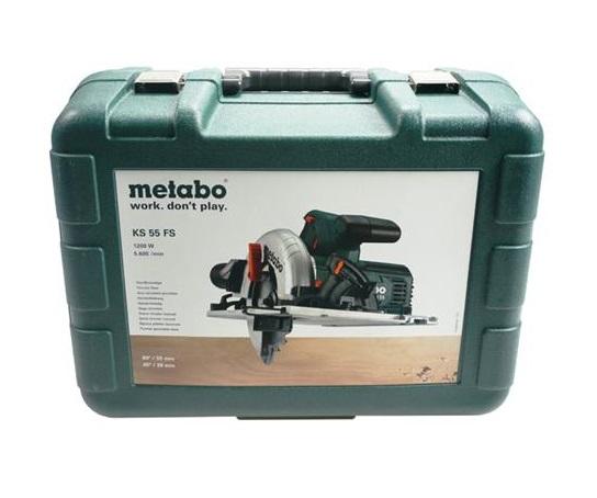 Пила циркулярная Metabo Ks 55 fs (600955500)