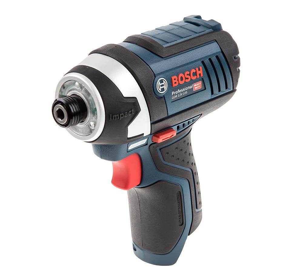 Ударный аккумуляторный гайковерт Bosch Gdr 10,8-li БЕЗ АКК. (0.601.9a6.901)