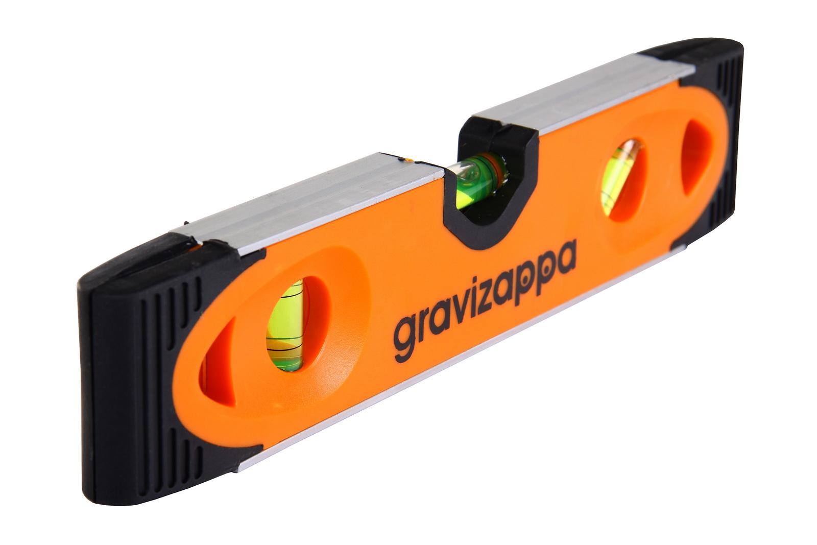 Уровень пузырьковый Gravizappa Ust230 mini 306-009