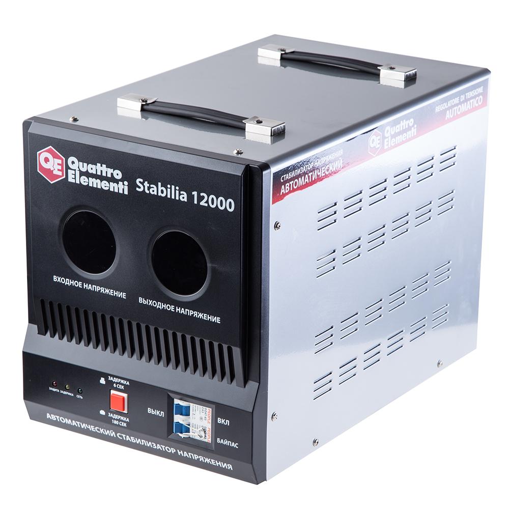 Стабилизатор напряжения Quattro elementi Stabilia 12000