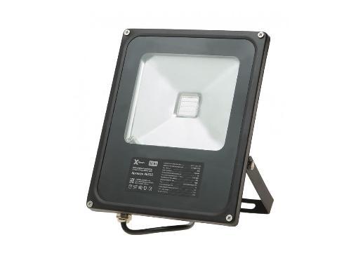 Прожектор светодиодный X-FLASH 46935 XF-FLS-RGB-В-30W
