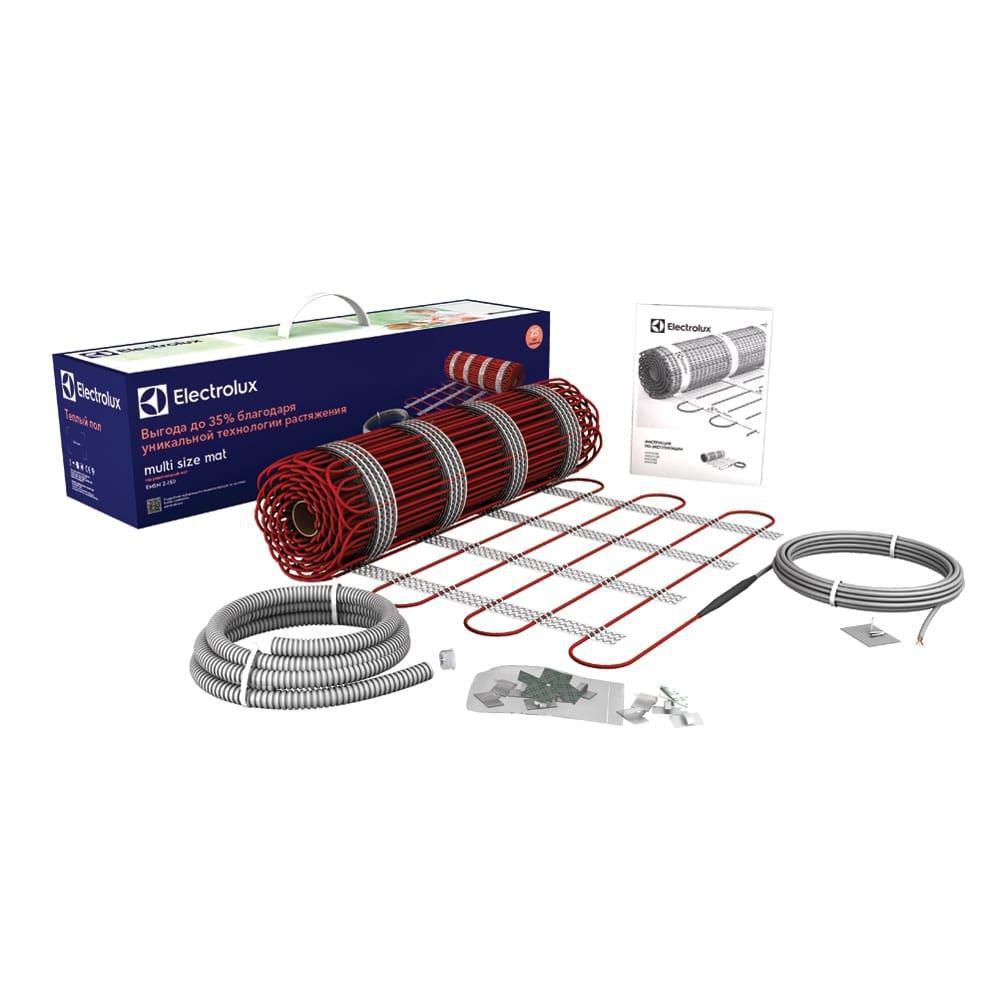 Теплый пол Electrolux Multi size mat emsm 2-150-1,5