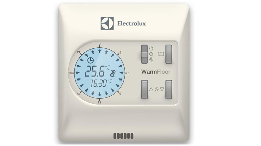 Терморегулятор для электрического теплого пола в Оренбурге.
