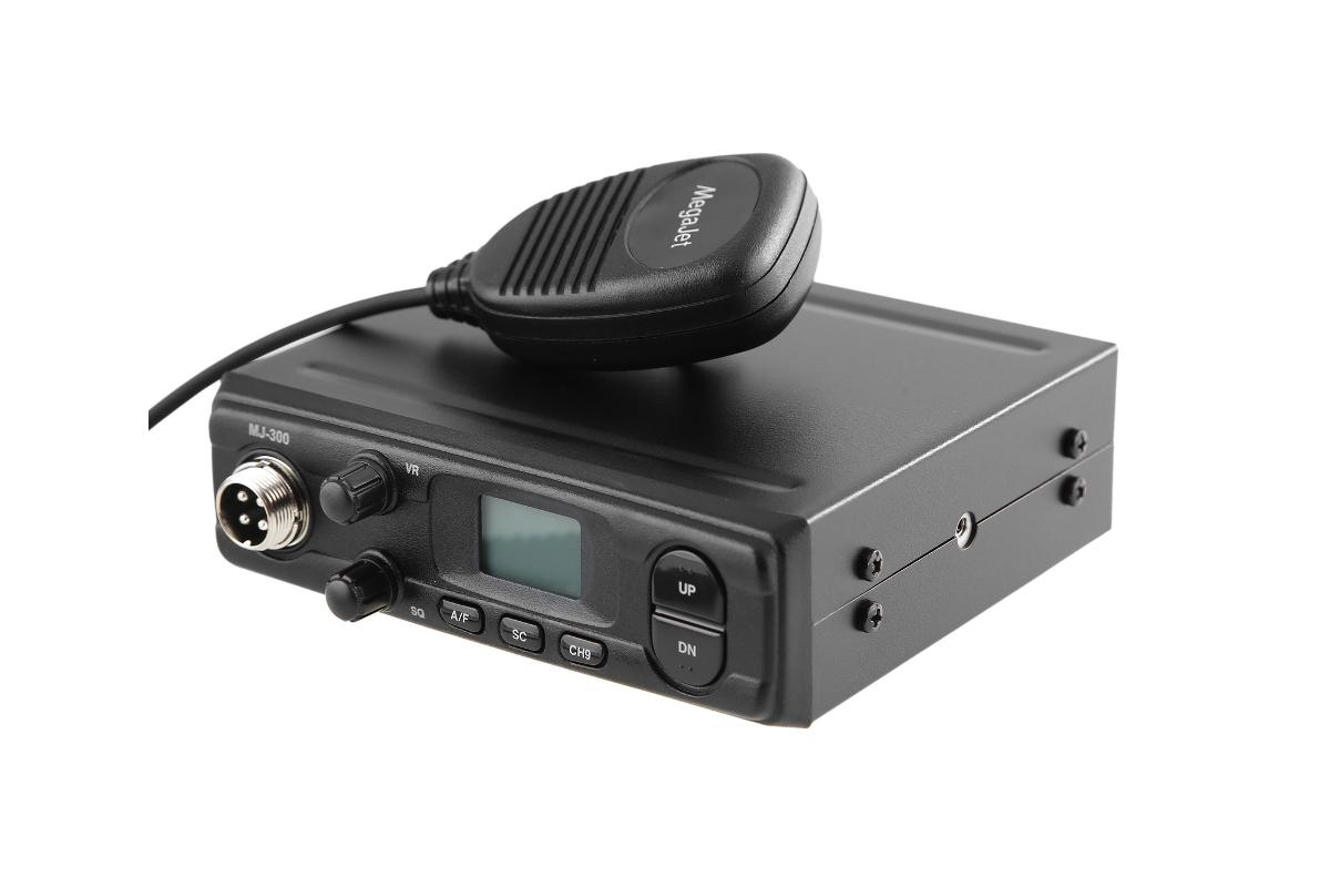 Автомобильная радиостанция MEGAJET MJ300.